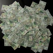 pieniądze - malowidło